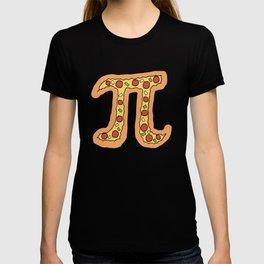 Pizza Pi Funny Visual Math Pun - Mathematics Humor Gift T-shirt