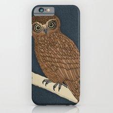 Boobook Owl iPhone 6s Slim Case