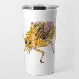 Grasshopper Cubed Travel Mug