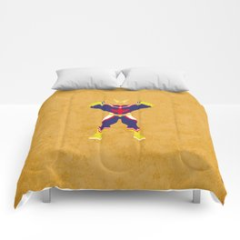 All Might Comforters
