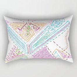 PowerLines 21 Rectangular Pillow