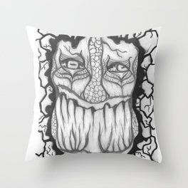 Some-thing Throw Pillow