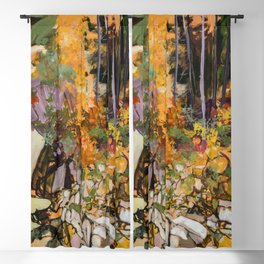 Nishga a' Wilderness Blackout Curtain