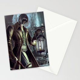 The Wonder Hours - Gregory Stationery Cards