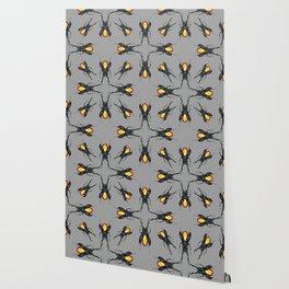 Amber Beetle Wallpaper