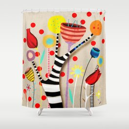 And I found some peace of mind, yeah ! Shower Curtain