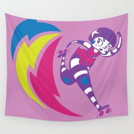 Rolling Thunder Wall Tapestry