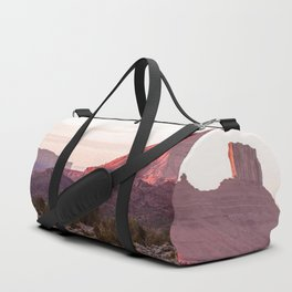 Spire and Mesa Duffle Bag