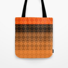 4 Abstract geometric pattern Tote Bag