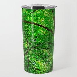 Maple Canopy, Dreamy and Magical Light Travel Mug