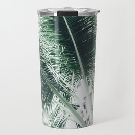Maui Paradise Palm Hawaii Travel Mug