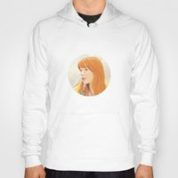lost in translation Hoodies featuring Lost In Translation - Charlotte by Tanita
