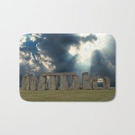 Stonehenge IV Bath Mat