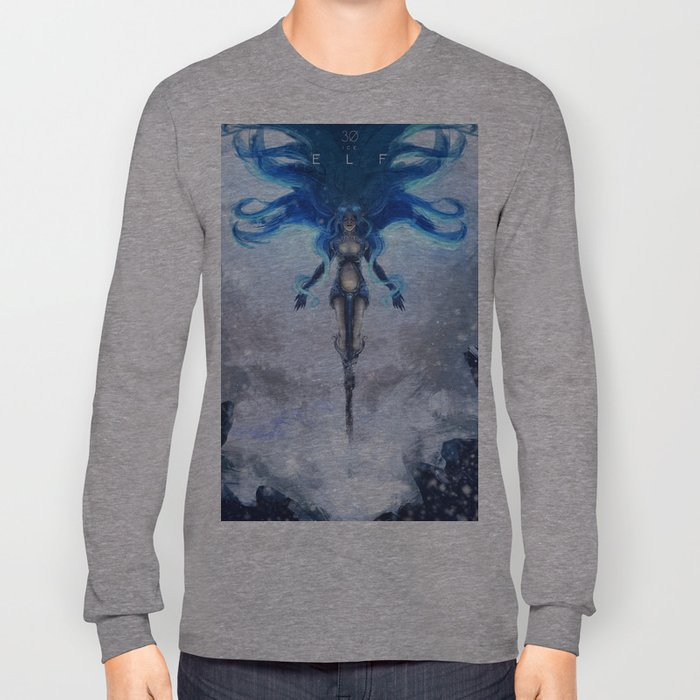 Ice elf  Long Sleeve T-shirt
