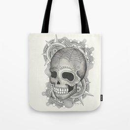 Dia De Muerto - Explosion Tote Bag