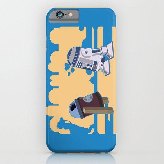 I fell in love in Tatooine iPhone & iPod Case