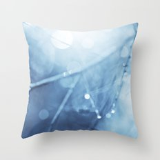 FairyMist Throw Pillow