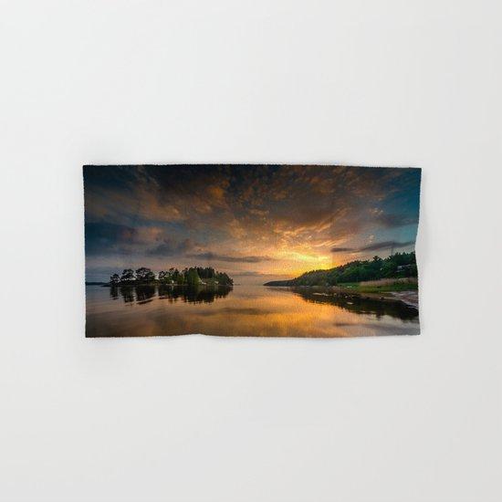 Serenity by dawn Hand & Bath Towel