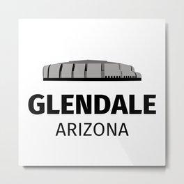 Glendale, Arizona Metal Print