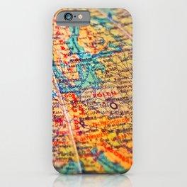 Globe iPhone Case