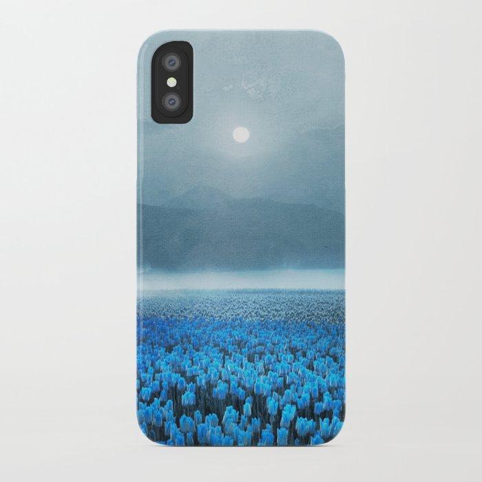 magical Tulips iPhone Case