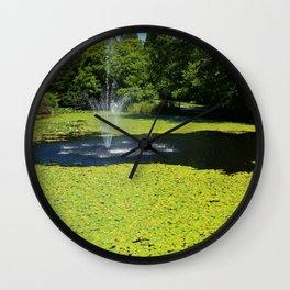 Van Dusen Botanical Garden Wall Clock