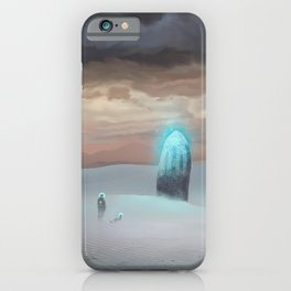 Ancient Obelisk iPhone Case