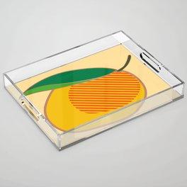 Mango Acrylic Tray