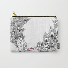 Peacock III Carry-All Pouch