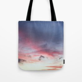 another sunset photo Tote Bag