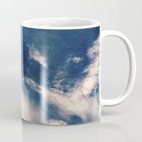 earth Mugs featuring Earth  by Jane Lacey Smith