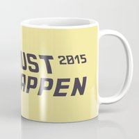 mcfly Mugs featuring Must Happen 2015 V2 by Sitchko Igor