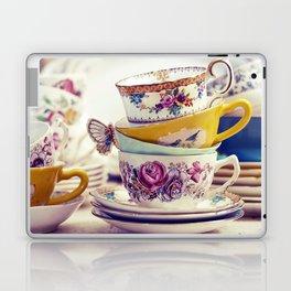 Tea Party Laptop & iPad Skin