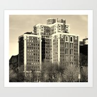 Chicago Architecture Art Print