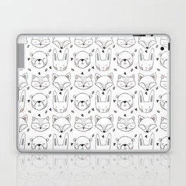 Scandinavian Forest Laptop & iPad Skin