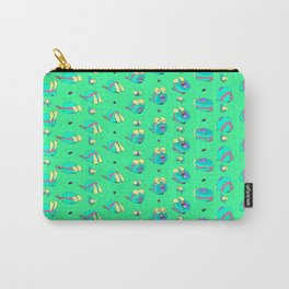 Not a Teenage Mutant Ninja Turtle Carry-All Pouch