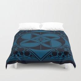 Dar Forma - Blue Duvet Cover