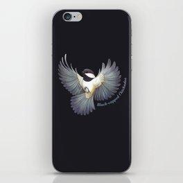Black-capped Chickadee iPhone Skin