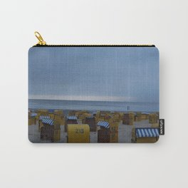 Sunset on the North Sea Coast Carry-All Pouch