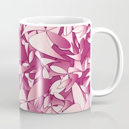 Pattern pink 4 Coffee Mug