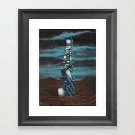 Ultrastructures #7 Framed Art Print