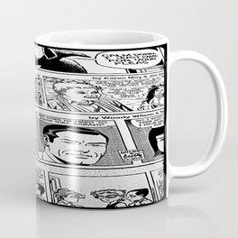 Death take my fleas Coffee Mug