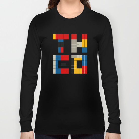 THEO AND ME Long Sleeve T-shirt