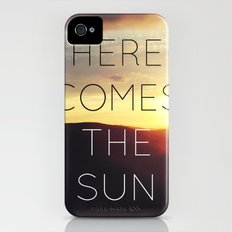 Here It Comes iPhone (4, 4s) Slim Case