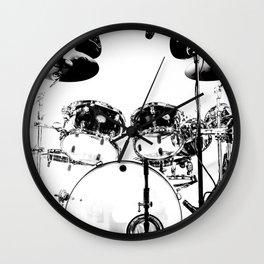 Clean Set Wall Clock
