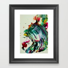...untitled... Framed Art Print