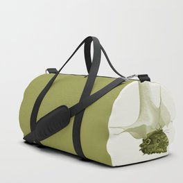 Monochrome - At the butterfly ball Duffle Bag