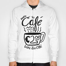 Paris Cafe Hoody