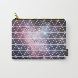 Space triangles 04 Carry-All Pouch
