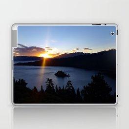 Sunrise at Emerald Bay Laptop & iPad Skin